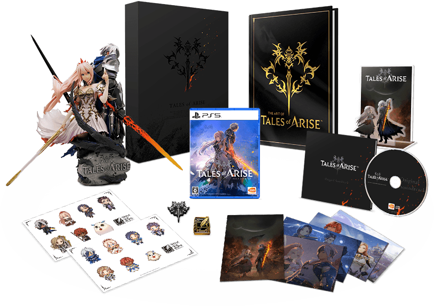 ASOBISTORE collector's edition